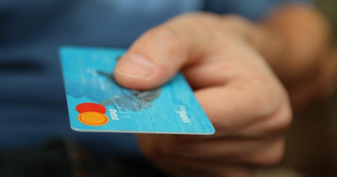 zgubiona karta kredytowa